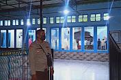 Hari Pertama Shalat Tarawih, Polisi Berikan Pam Di Masjid Untuk Antisipasi Kriminalitas