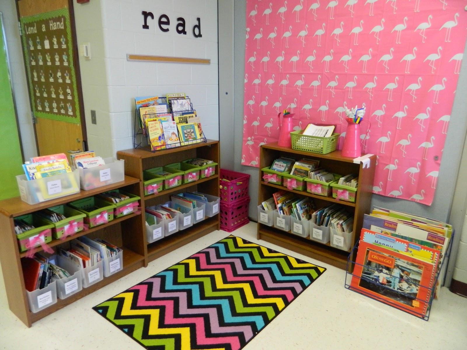 Flamingo Fabulous Classroom Reveal