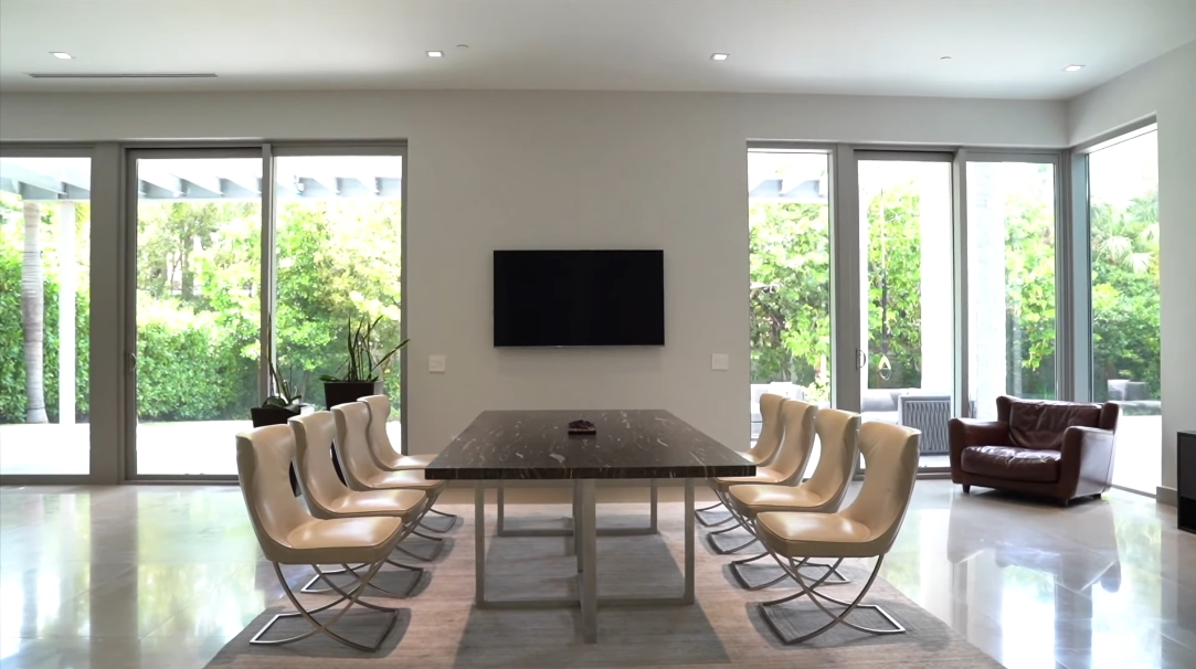 39 Photos vs. 110 Reef Ln #10, Key Biscayne, FL Interior Design Ultra Luxury Villa Tour