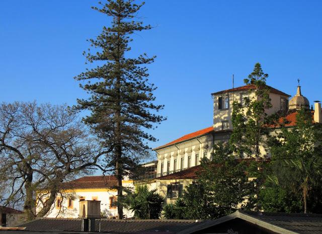 the old Reid's Santa Clara hotel