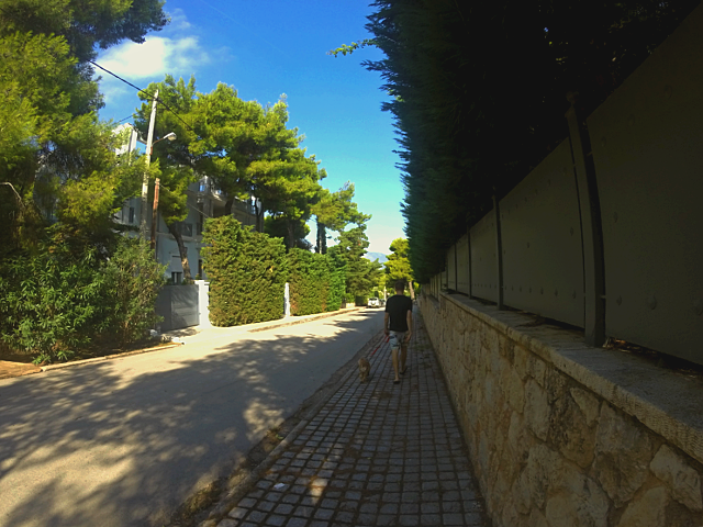 house sitting athens greece