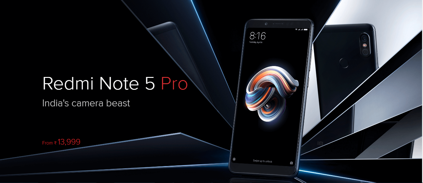 Redmi Note 5 Pro Overview And Specification