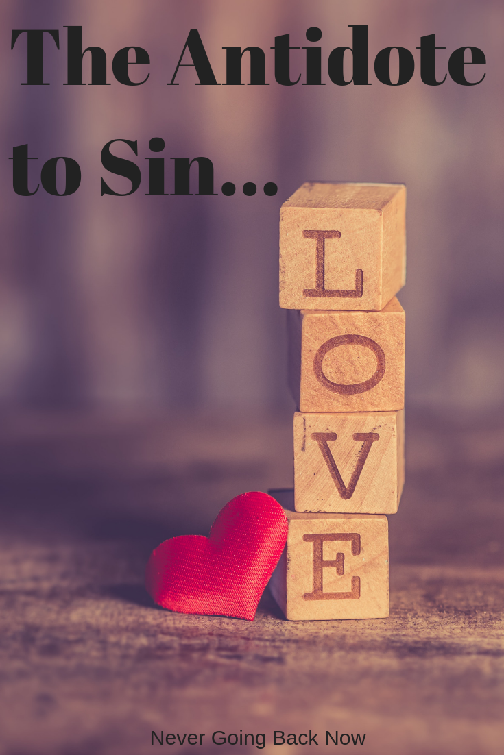 The Antidote to Sin