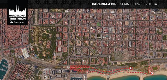 Barcelona Triathlon Sprint