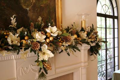 Image Result For Image Result For Elegant Christmas Living Room Decor