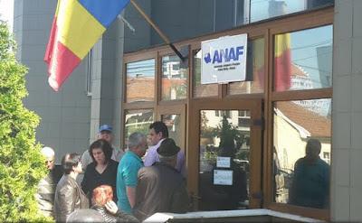 sztrájk, ANAF, Románia, közalkalmazotti bértábla, SED LEX