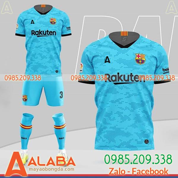 Đặt may quần áo đá bóng chất lượng - Mã ALB 097
