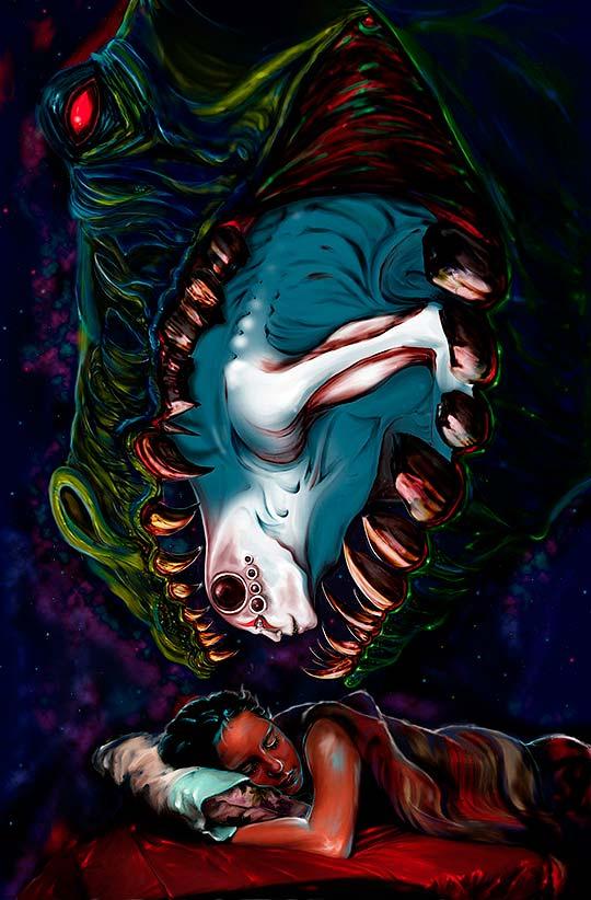 Ilustración de Israel Perez aka Zabraxxas