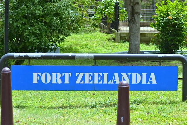 Suriname, Paramaribo, fort zeelandia, Amérique du sud