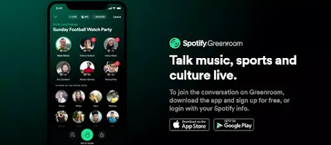 How to Sign Up for Spotify Greenroom and create rooms
