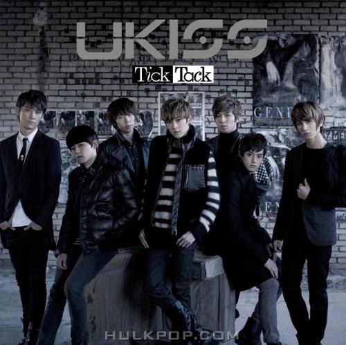 U-KISS – Tick Tack – Single