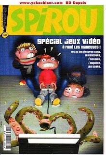 spécial jeux vidéo