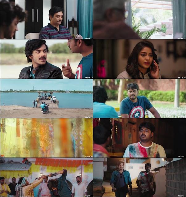 Rajdooth 2019 Hindi Dubbed 1080p WEBRip