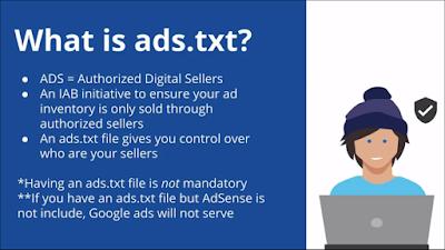 Ads.txt ফাইল কী? ওয়েবসাইটে ads. txt  ফাইল আপলোড করুন আর Adsense হতে আয় করুন নিশ্চিন্তে !