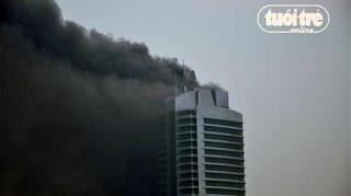 Fire Towers of Hanoi