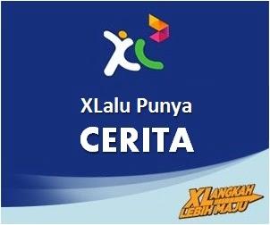 XLalu Punya Cerita - XL untuk Sinabung