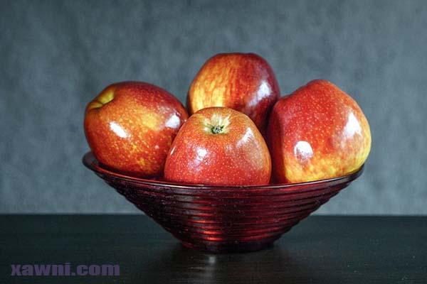 تعرفوا على فوائد التفاح الأحمر