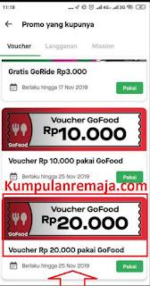 Cara Mendapatkan Voucher Go Food Gratis dengan Termux