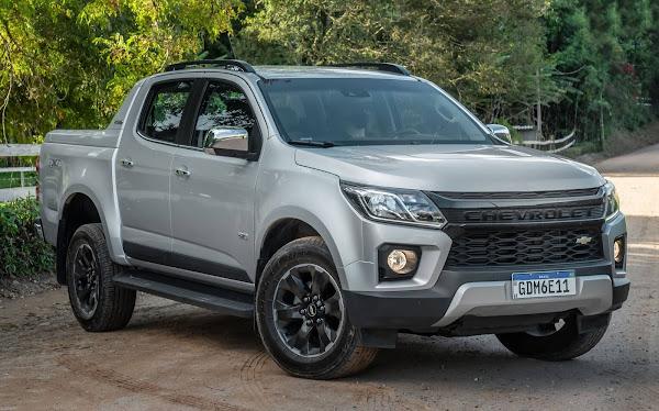 Nova Chevrolet S-10 2022: fotos, preços, detalhes e especificações