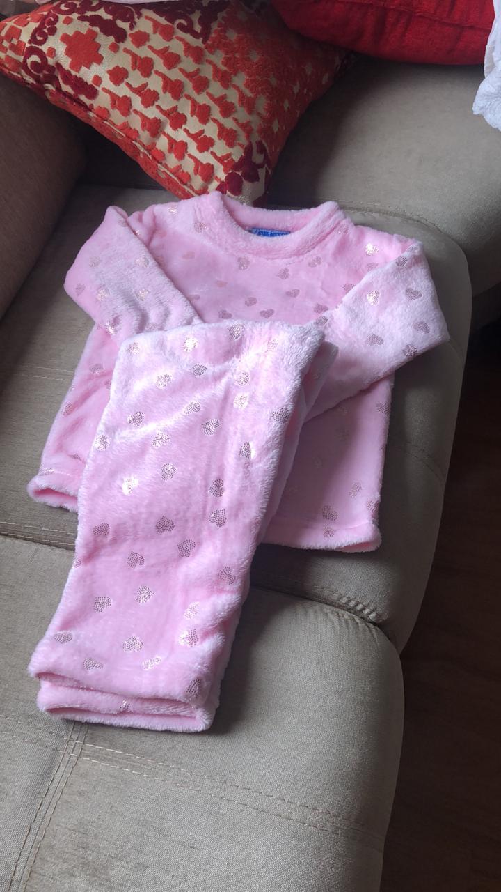 Pijama para niña al por mayor en Bogota