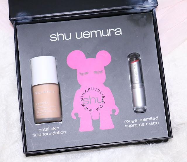 SHU UEMURA Petal Skin Foundation review