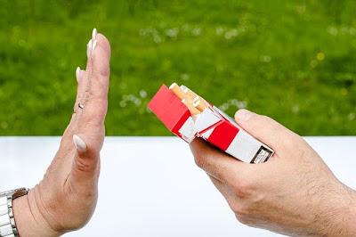dilarang merokok untuk gaya hidup sehat