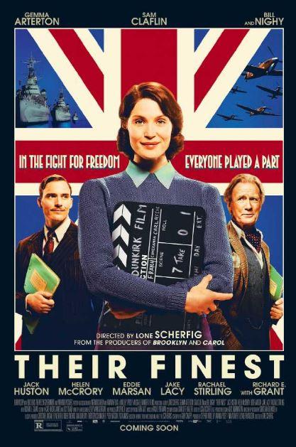 Their Finest Movie Download