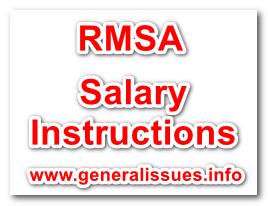 RMSA-salary