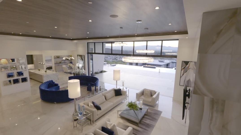59 Photos vs. Tour 7 Cloud Chaser Blvd, Henderson, NV Ultra Luxury Mansion Interior Design