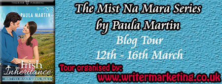 Creating Characters by Paula Martin author of the Mist Na Mara Novels.