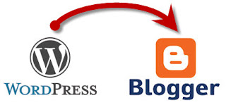 Memindahkan Isi Blog Wordpress ke Blogspot