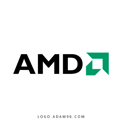 AMD Logo Original PNG Download - Free Vector