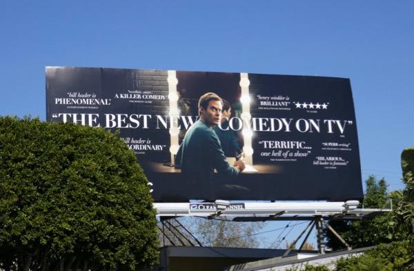 Barry season 1 HBO FYC billboard