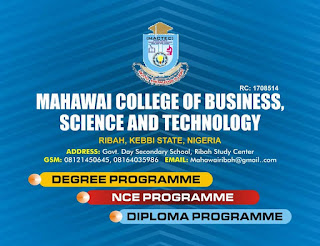 Mahawai College of Business and Science Tech Form 2021/2022