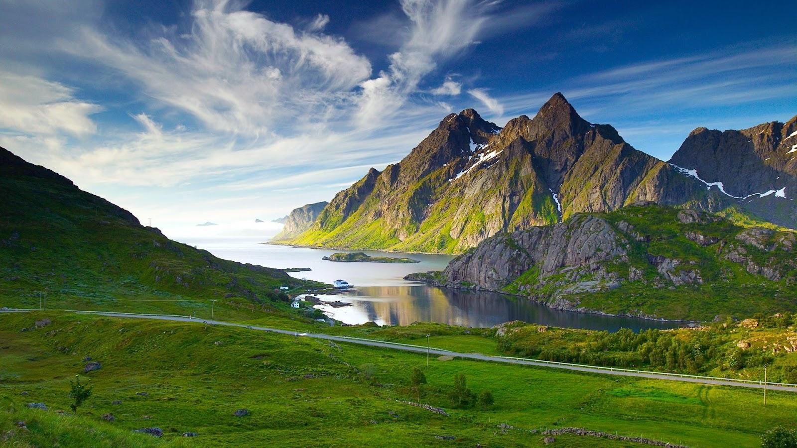 Wallpapers met Bergen | HD Wallpapers