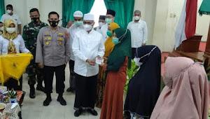 31 Ribu Warga Bireuen Terima KKS Sembako, Bupati : Pergunakan Dengan Baik