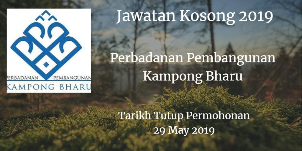 Jawatan Kosong PKB 29 May 2019