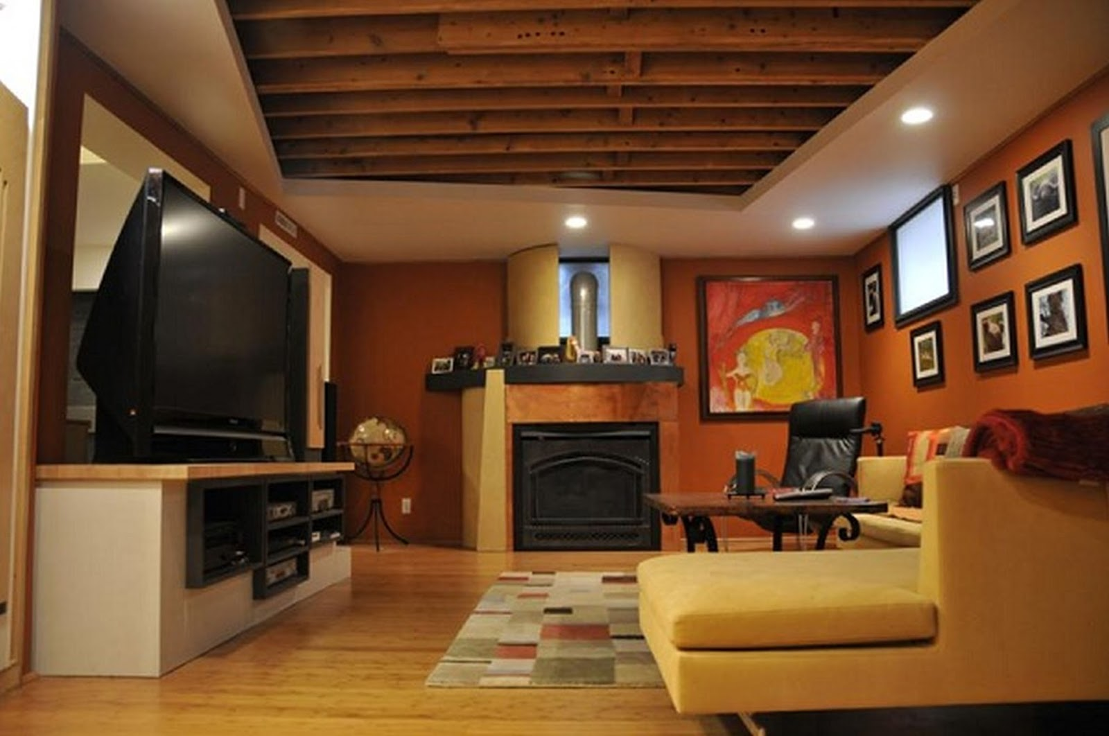 Man Cave Ceiling Ideas : My basement ideas the coolest on a budget