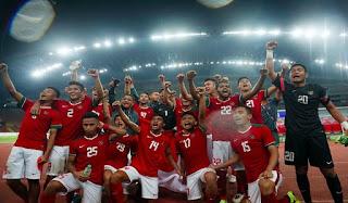 Indonesia Lolos ke Semifinal