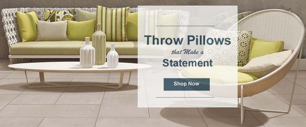 Yuliinterior Throw Pillows