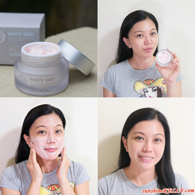 the face shop, the face shop malaysia, Stylist Easy + Quick Hair Color, Anti-Darkening Cushion, Yehwadam Revitalizing Moisturizing Sleeping Pack, Bubble Bubble Cleanser, and White Seed Spotlight Radiance Cream