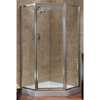 A Framed Neo-Angle Shower