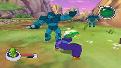 Download Game Dragon Ball Z Sagas ISO PS2 (PC)