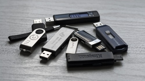 Beste USB geheugenstick test