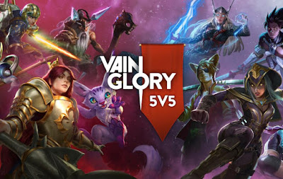 Download Game Vainglory Mod Apk