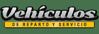 vehiculos de reparto y servicio logo