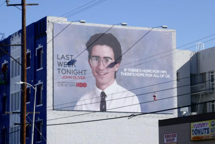 Last Week Tonight John Oliver S7 billboard