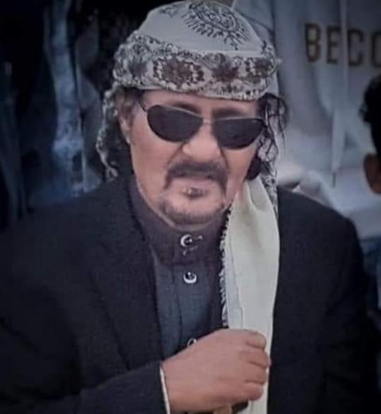 """وفاة الفنان اليمني حسن علوان """" الشيخ طفاح """"..تعرف على سبب الوفاة"""