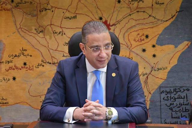 حفاظاً على سلامة المواطنين ..  محافظ الفيوم يوجه بمراجعة كافة المصاعد بالمنشآت الحكومية والأهلية