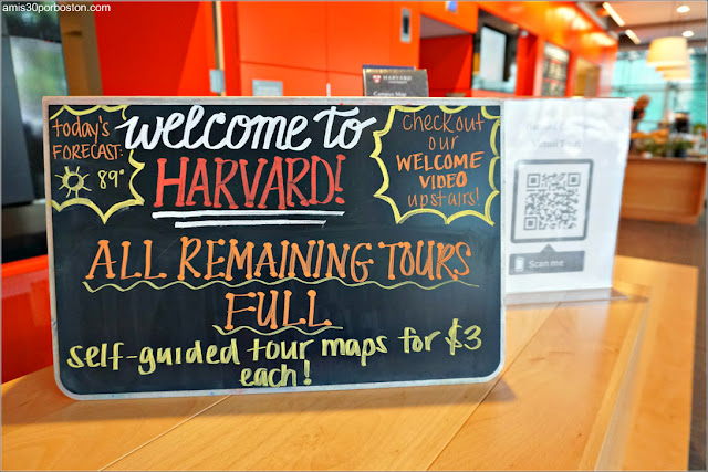 Tour Gratis en Harvard Square, Cambridge